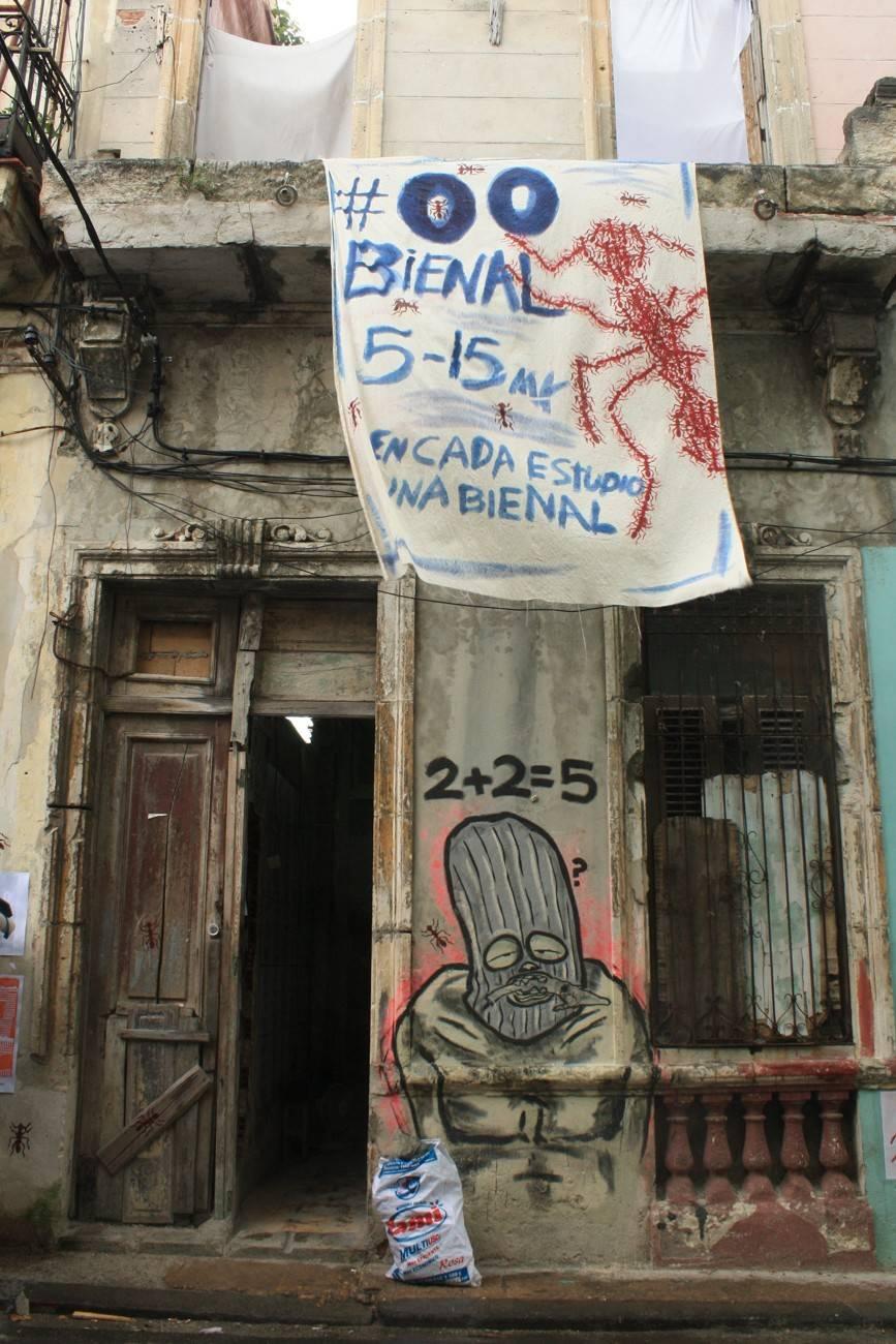 #00 Biennal de La Havane